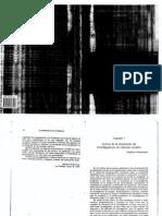 Wainerman - Acerca de la formación de investigadores