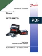 Manual EKC 201-301 Portugues