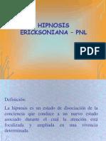 HIPNOSIS ERICKSONIANA – PNL