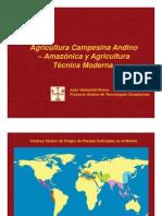 Agricultura Campesina Andina