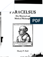 Manly P Hall - PARACELSUS
