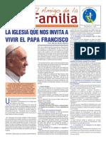 EL AMIGO DE LA FAMILIA domingo 3 noviembre 2013