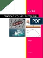 LabN_4 Densidad y Tension Superficial