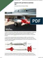 IAE realiza ensaios em primeira bomba guiada nacional _ Poder Aéreo - Informação e Discussão sobre Aviação Militar e Civil