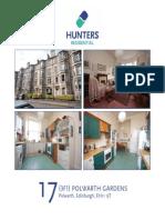 17 Polwarth Gdns Edinburgh