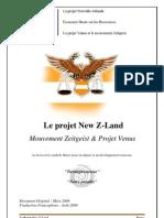 Le projet New Z