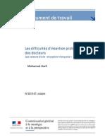 DT_2013-07-Doctorants-final-22-Difficultes d'insertioon professionnelle des docteurs _ exception française.pdf