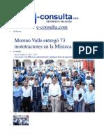 31-10-2013 e-consulta.com - Moreno Valle entregó 73 mototractores en la Mixteca
