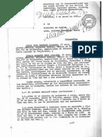 Confesiones Extrajudiciales de Sagredo y Topp Collins