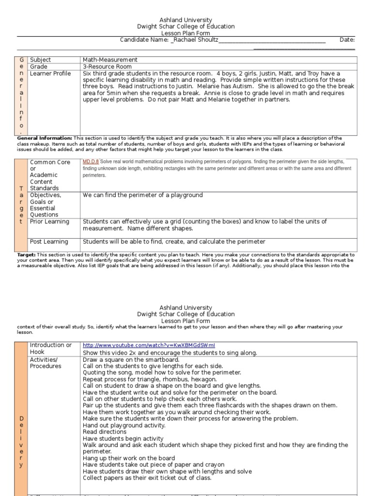Student learning profile questions for dating
