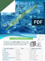 cristalografia ejercicio
