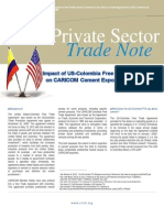 OTN - Private Sector Trade Note - vol 4 2013