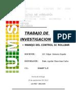 Manejo Del Scrollbar