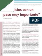 Entrevista Nora Cortiñas / Revista El Cruce