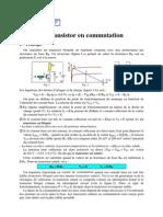 Transistor en Communitation