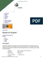Bandes de Mogalef _ Univers Bourse