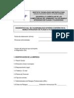 (0) Diagnóstico de Vulnerabilidad en Instalaciones_HCR - copia