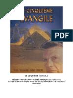 5eme Evangile Tome 7 Meditation Gnosticisme 29 Conferences