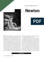 La Metodología de Newton - Jose Marquina