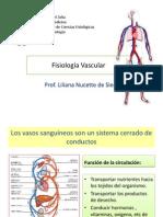 Fisioliogia Vascular LILIANA