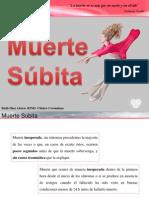 MUERTE SUBITA. RUTH.pptx