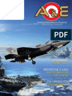 Revista Fuerza Aerea Peru A&E Enero 2013