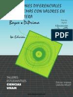 Ecuaciones Diferenciales y Problemas con Valores en la Frontera - Boyce, DiPrima - 4ed.pdf