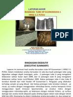 23. LAPORAN AKHIR ANALISA KERUSAKAN TUBE HP ECO-1 HRSG 3.1 U.ppt