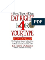 Your pdf type right eat for