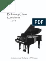 Boleros Y Otras Canciones, Vol. 3.pdf
