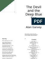 The Devil & the Deep Blue Sea chapbook - Alan Garvey.doc