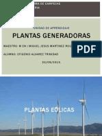 Plantas eólicas
