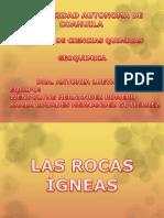 Rocas Igeneas