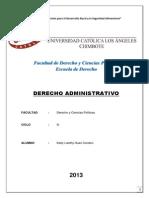 Katty Derecho Administrtivo