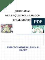 PreReq HACCP