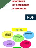Mitos Sobre Violencia