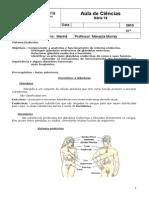 Resumo Sistema Endócrino CIENCIAS  S.18