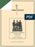 Hannoversche u. Braunschweig. Artillerie 1632