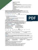 Ejercicios de Materia 2013-2