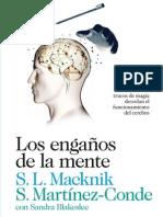 Macknik Stephen L - Los Engaños De La Mente