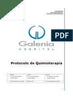 ENF-PROTOCOLO-06 Protocolo de Quimioterapia