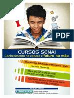 Edital EaD 20132 Cursos Tecnicos EaD