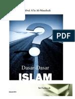 Al Maududi Dasar Dasar Islam