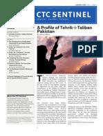 A Profile of Tehrik-I-Taliban
