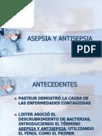 Aspsia y Antisepsia 2011 Ver