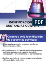 Identificacion Riesgos NOM005 STPS