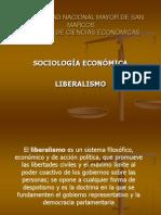 Sociología económica-liberalismo