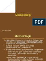 ISALUD MICROBIOLOGIA GENERALIDADES