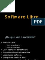 Software Libre- Trabajo Acumulativo