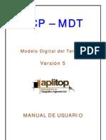 Manual Mdt v5